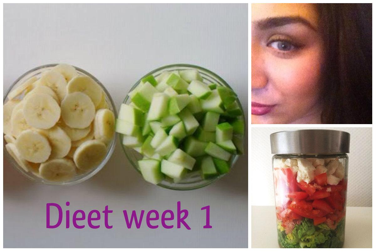Weightcare dieet week 1
