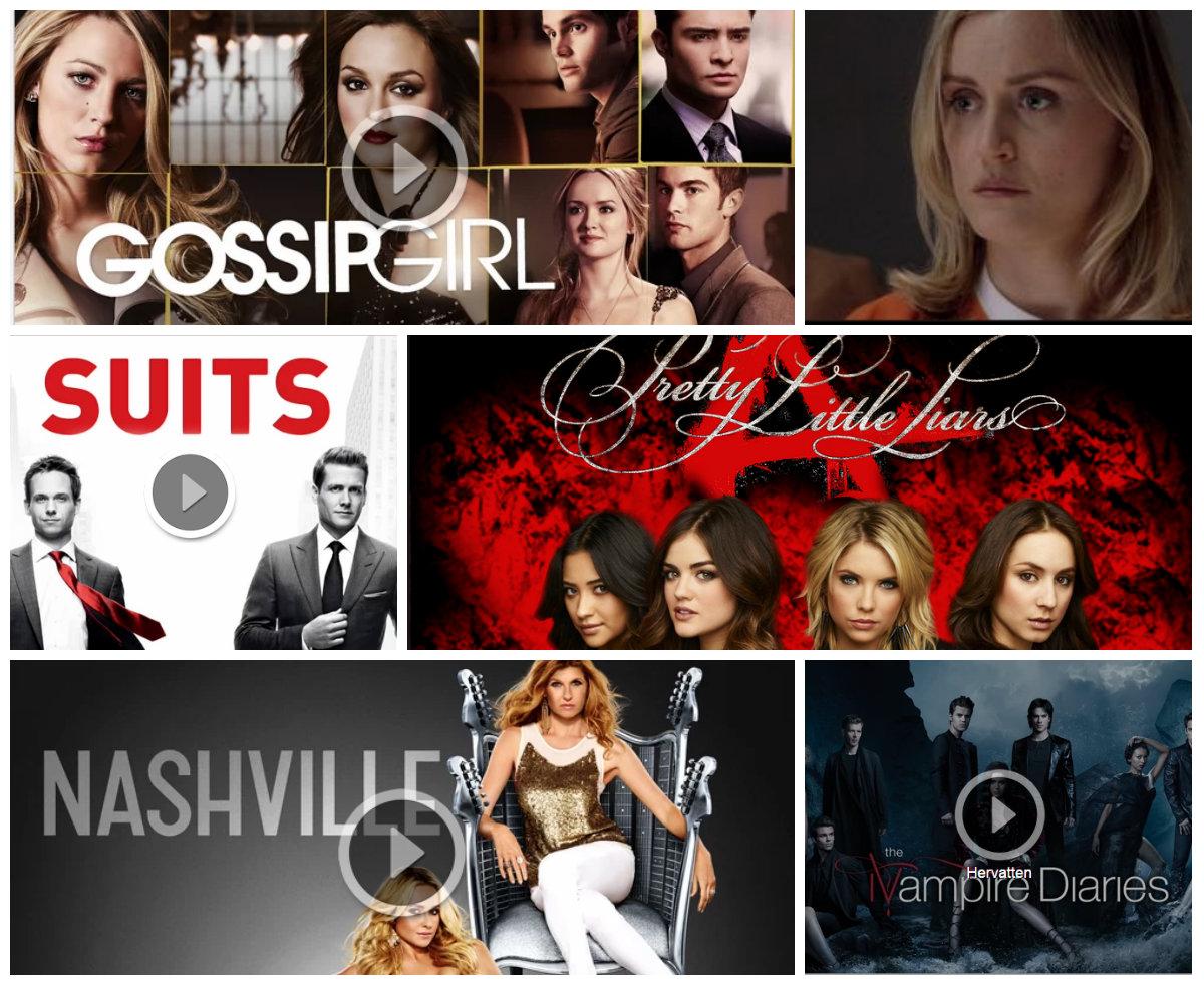 Series op Netflix Nederland