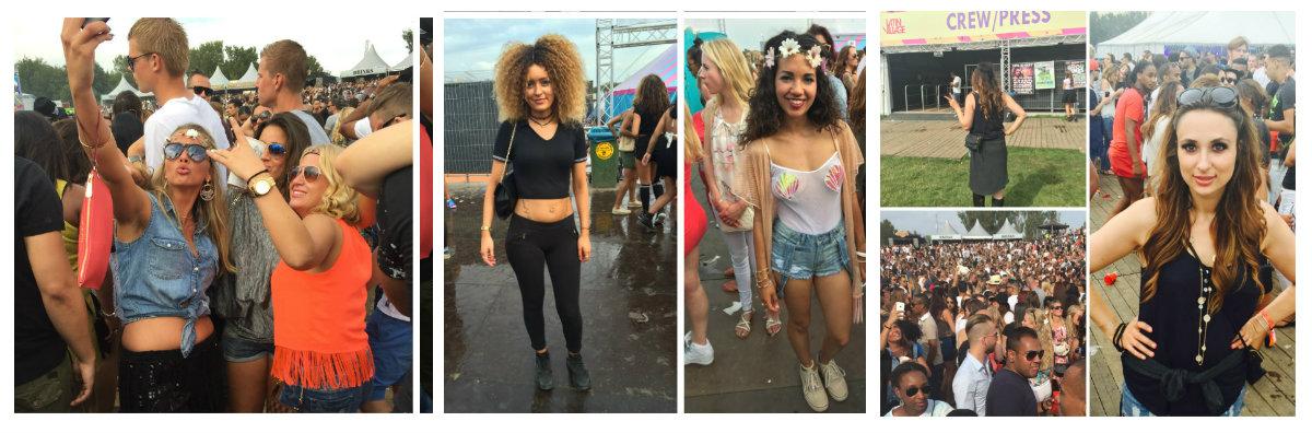 Festival Chicks