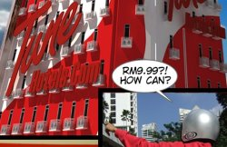 Tune Hotels No Frills Hotel Means Kinabalu Blog