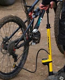 best mountain bike pump
