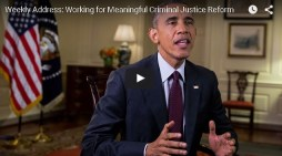 President Obama's Weekly Address: Working for Meaningful Criminal Justice Reform
