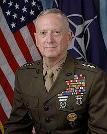 President-Elect Donald J. Trump Intends To Nominate General James Mattis As Secretary Of The United States Department Of Defense