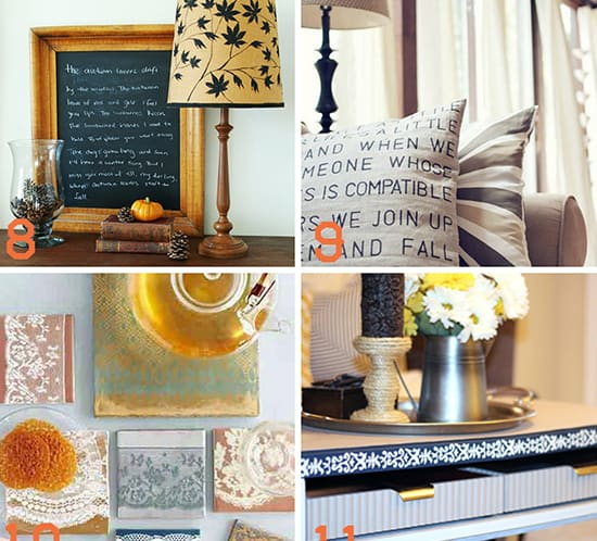 16 Best Diy Stencils Images On Pinterest: 16 Creative DIY Stencil Projects