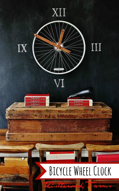 DIY-Bicycle-Clock