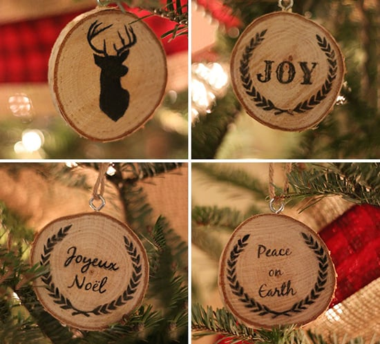 diy-wood-slice-ornaments-using-easy-design-transfer-to-wood-with-printer-mountainmodernlife.com