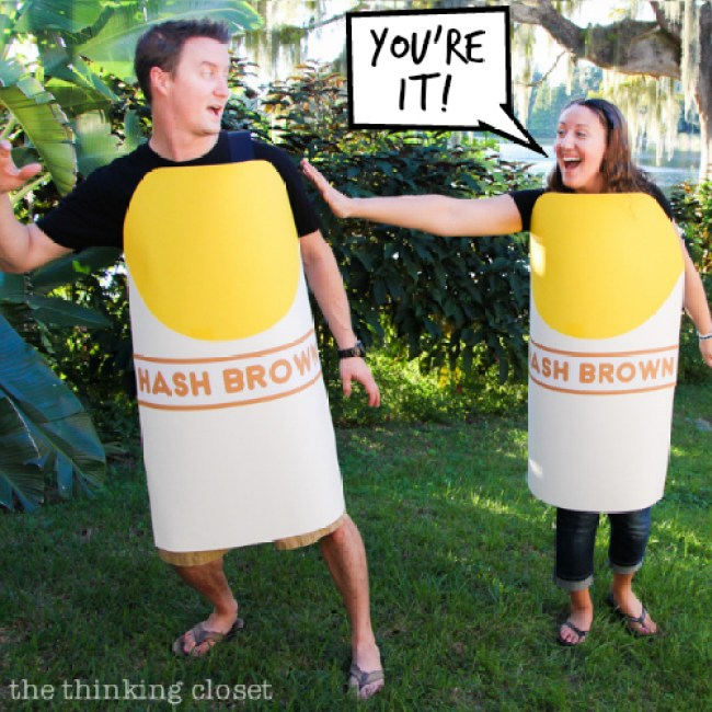 Check out these 30 handmade Halloween costume Ideas, and keep it handy for some last minute ideas! upcycledtreasures.com