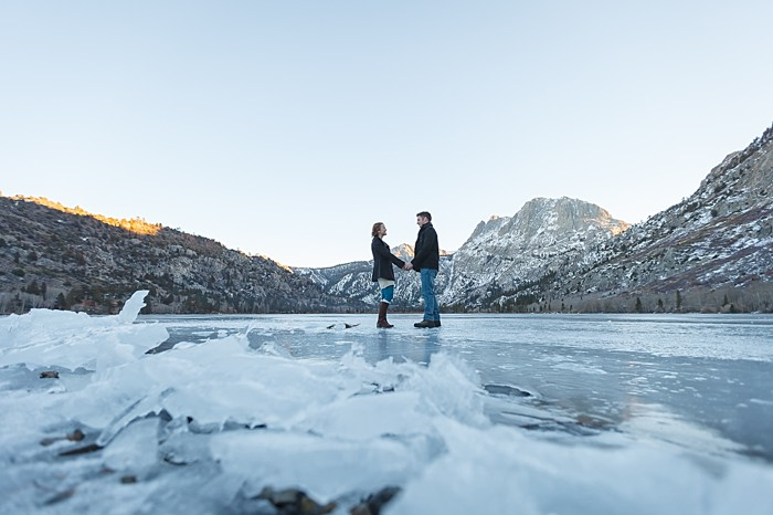 June Lake Engagement Bergreen Photography