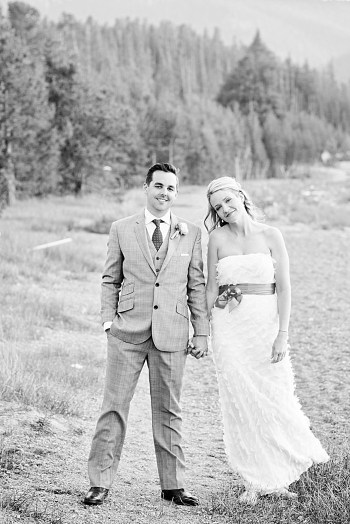 Destination Mountain Wedding in Oregon