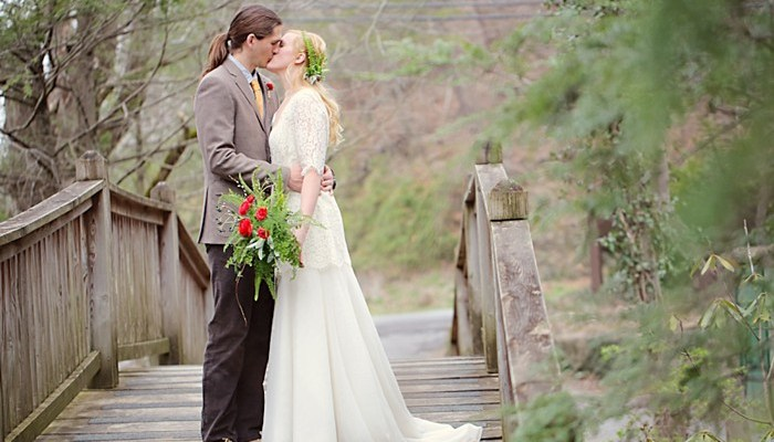 Great Smoky Mountains National Park Bridal Session