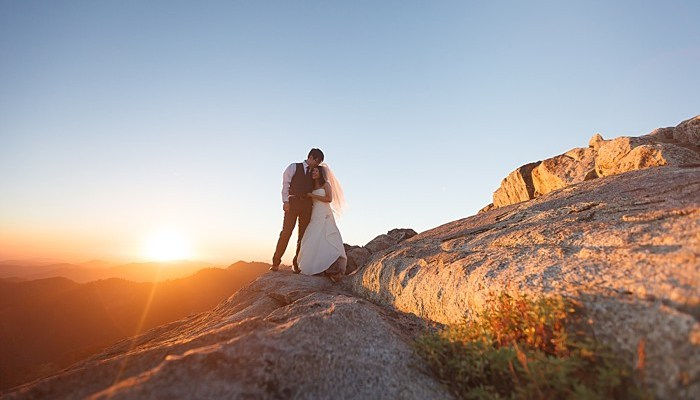 Reader Question   How Do I to Elope in Sequoia National Park?