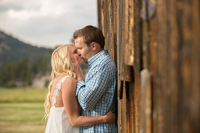 Colorado engagement | Jamie Beth Photography