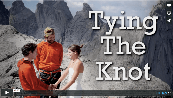 Friday Finds   Wyoming 45 Hour Endurance Adventure Wedding