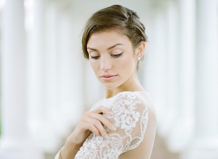 Pippin Hill Bridal Shoot | Jo Photo