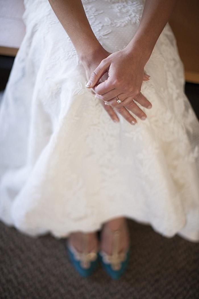 Mammoth Lakes Wedding | Casual Elegant Details | Braedon Flynn Photography