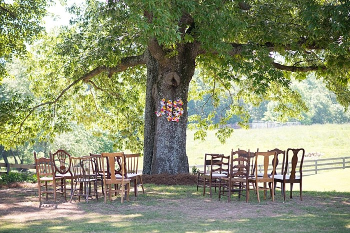 Southern Mountain Wedding Inspiration Laura Barnes Photo