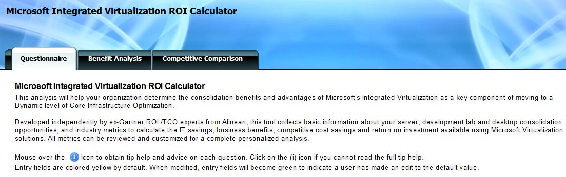 microsoft investment calculator - Baskanidai - microsoft competitive analysis