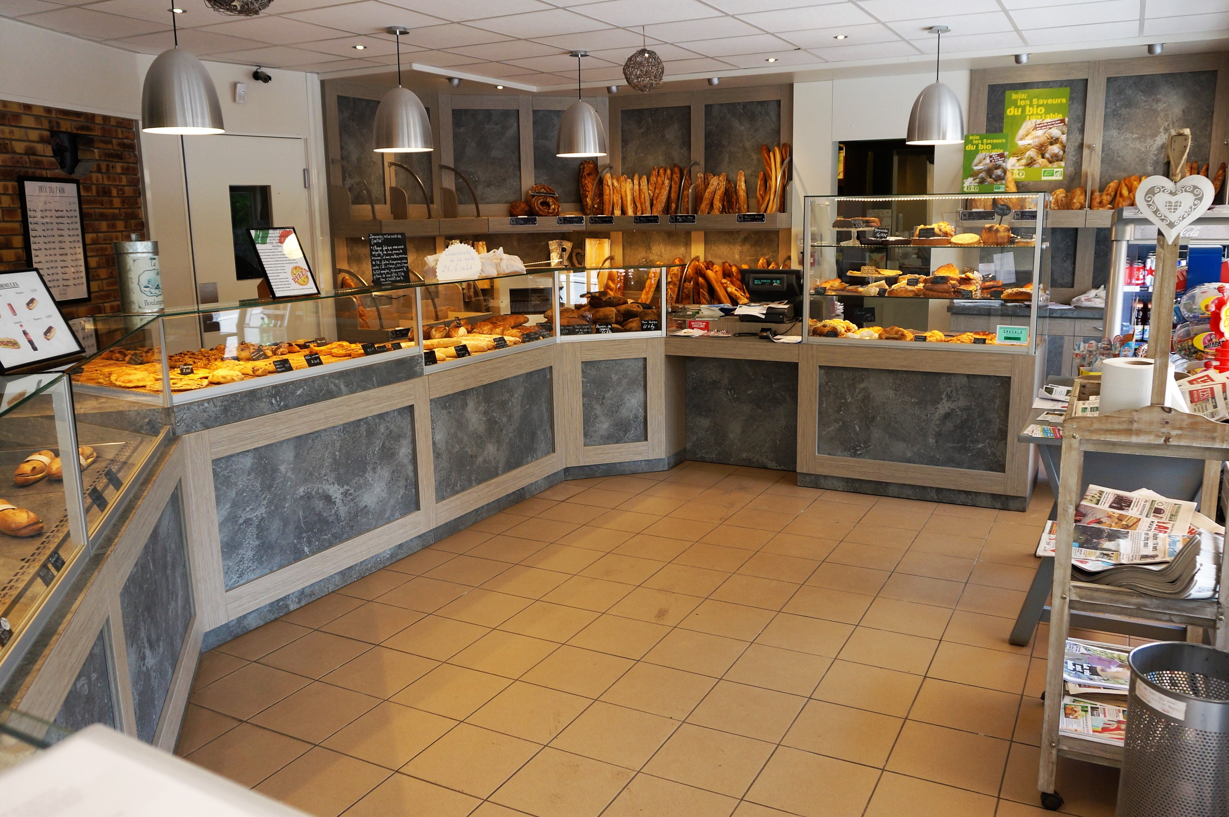 Relooking Meuble Mourot Agencement » Boulangerie