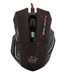 Generic 6 Buttons 2000 DPI Optical Gaming Mouse Review