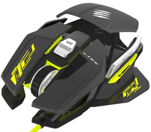 Mad Catz R.A.T. PRO S Gaming Mouse Review