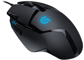 Logitech G402 Hyperion Fury FPS Gaming Mouse Review