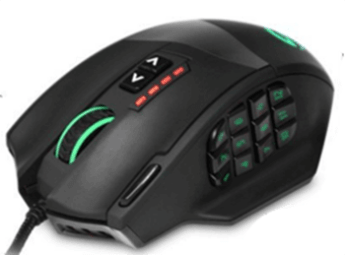 UtechSmart Venus MMO Gaming Mouse Review