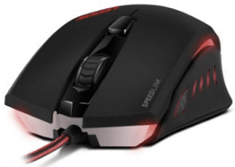 SPEEDLINK Ledos left handed gaming mouse