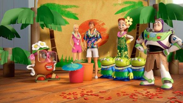 New clip from Toy Story Hawaiian Vacation