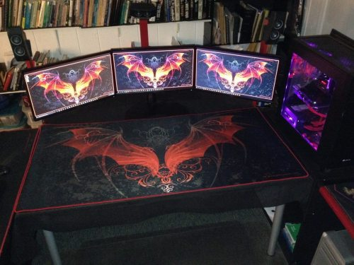 Medium Of How To Clean Mouse Pad