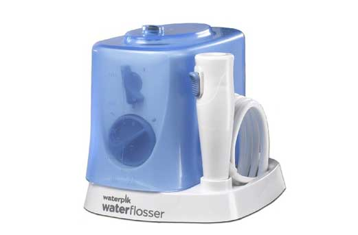 Waterpik WP-250 folded up