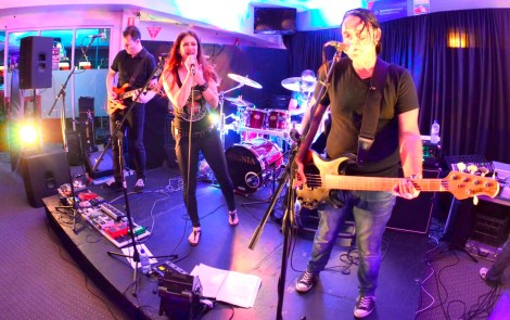 Live Review – Mission X at Rock Central