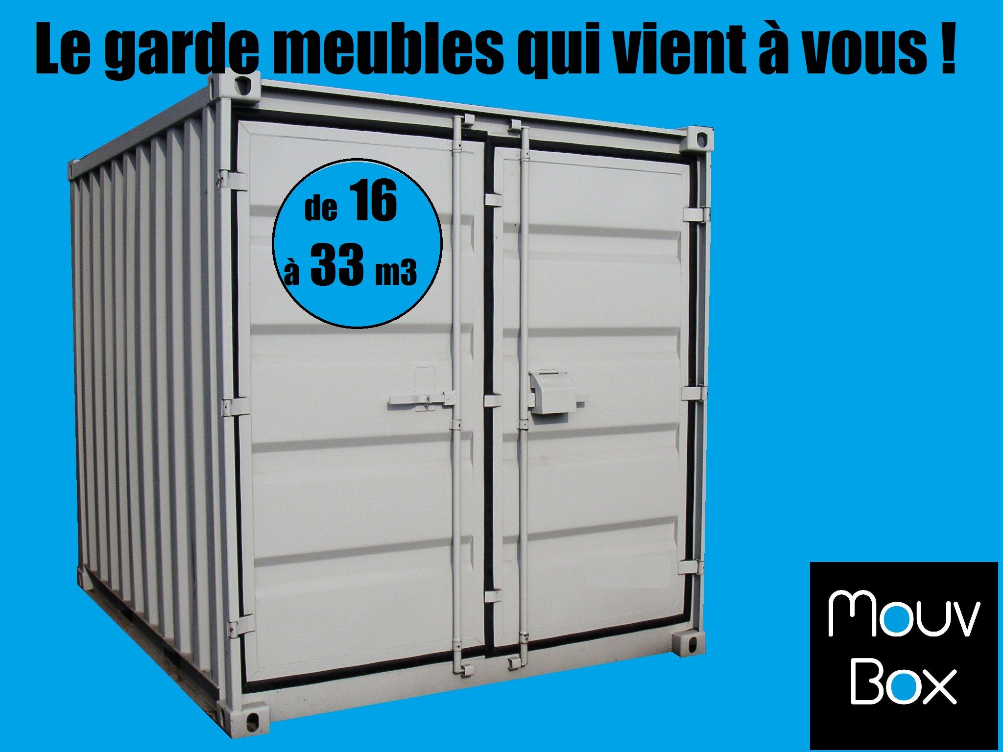 Location Container Garde Meuble Mouvbox France Garde Meubles Location Selfstockage Box Container