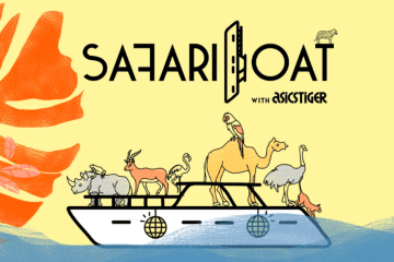 safari boat 2017