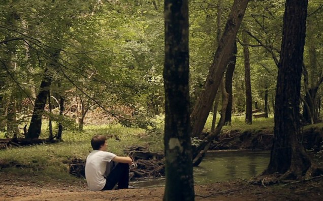 Will Madden in a scene from Danny Madden's film Euphonia
