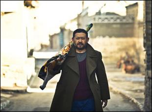 """Jiang Wu in Jia Zhang-Ke's """"A Touch of Sin"""""""