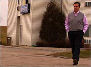 """Rick Santorum in AJ Schnack's """"Caucus"""""""
