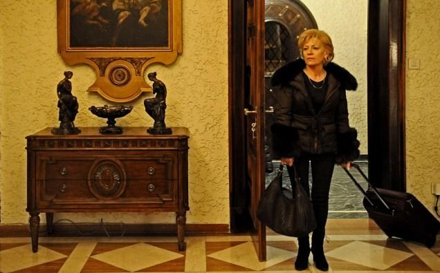 "Luminita Gheorghiu in Calin Peter Netzer's ""Child's Pose"""