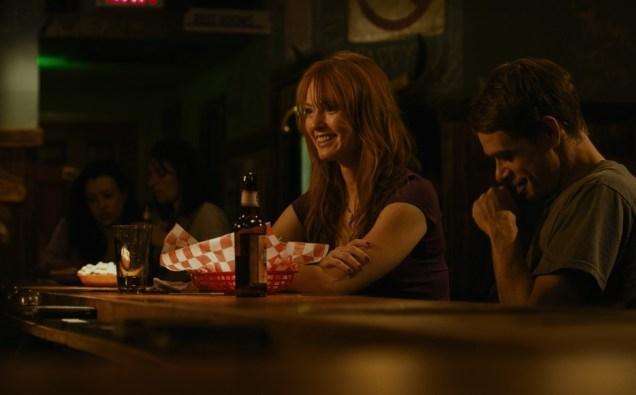"Nick Stahl and Alicia Witt in ""Away From Here"""