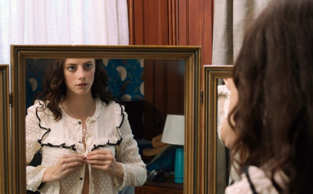 """Kaya Scodelario in """"The Truth About Emanuel"""""""