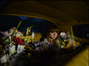 "Zoe Kazan in Jenee Lamarque's ""The Pretty One"""