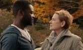 """David Oyelowo and Dianne Wiest in """"Five Nights in Maine"""""""
