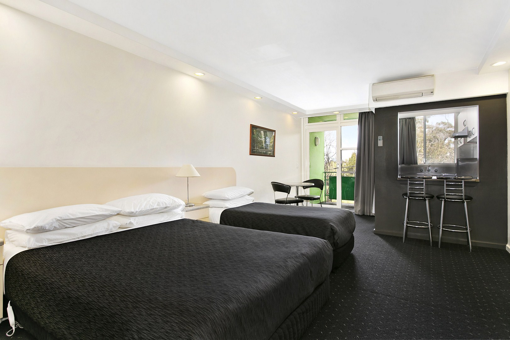 Studio Apartment Melbourne Studio Apartment 40 Sqm Best Western Melbourne Princes Park Motor