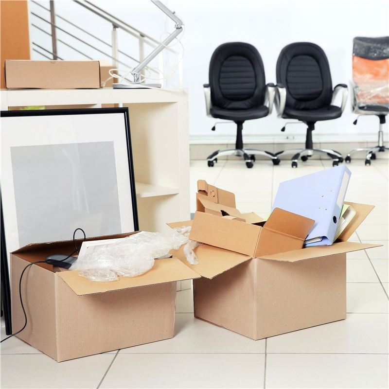 Should You Hire Professional Office Movers? A-1 Fargo Van  Storage