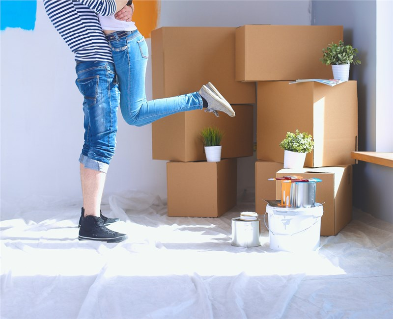 Checklist For Moving Into Your First House - Blog - Burgess North