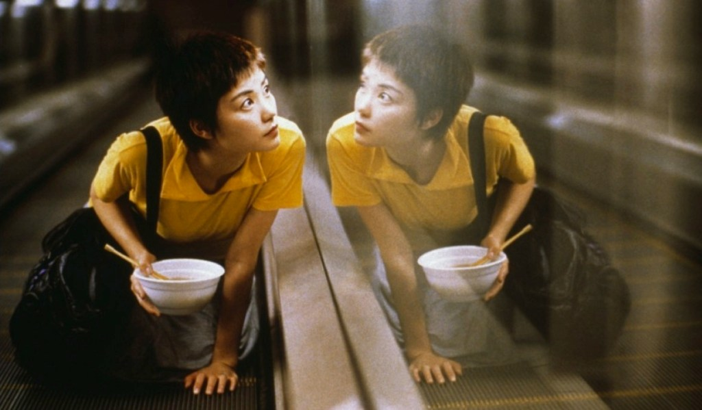 Chungking Express isn't your typical Hollywood film.