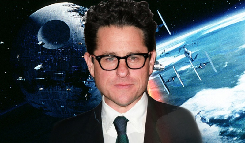 Little known fact: JJ Abrams can breathe in space
