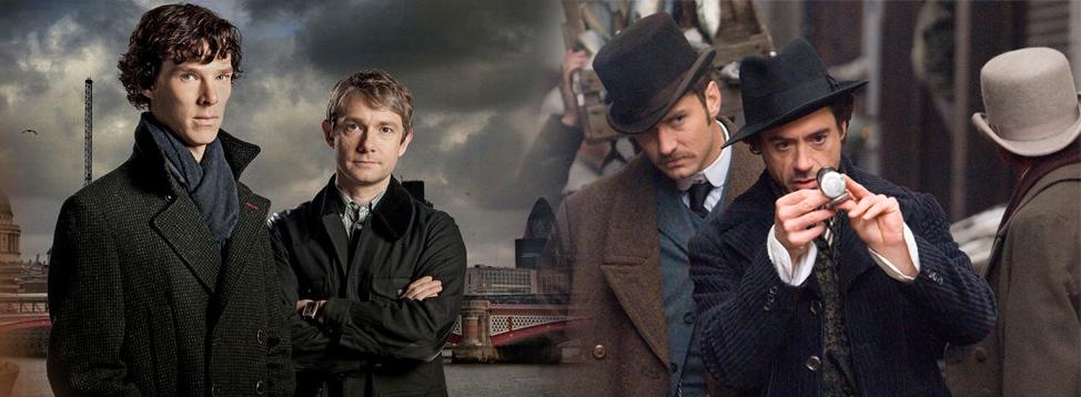 Sherlock Holmes, Batman, and the Adaptation Question