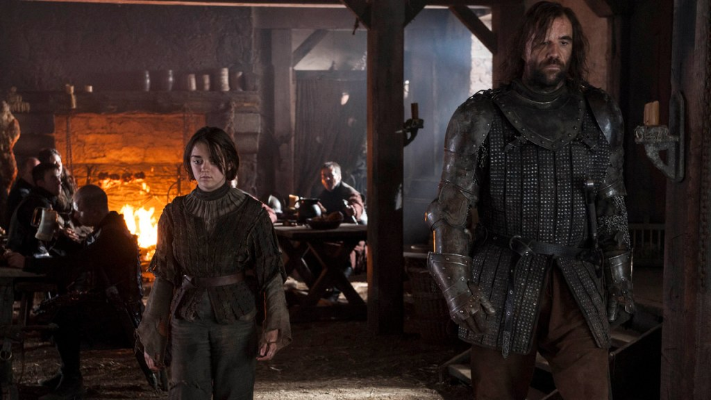 "Game of Thrones Season 4: ""Two Swords"""
