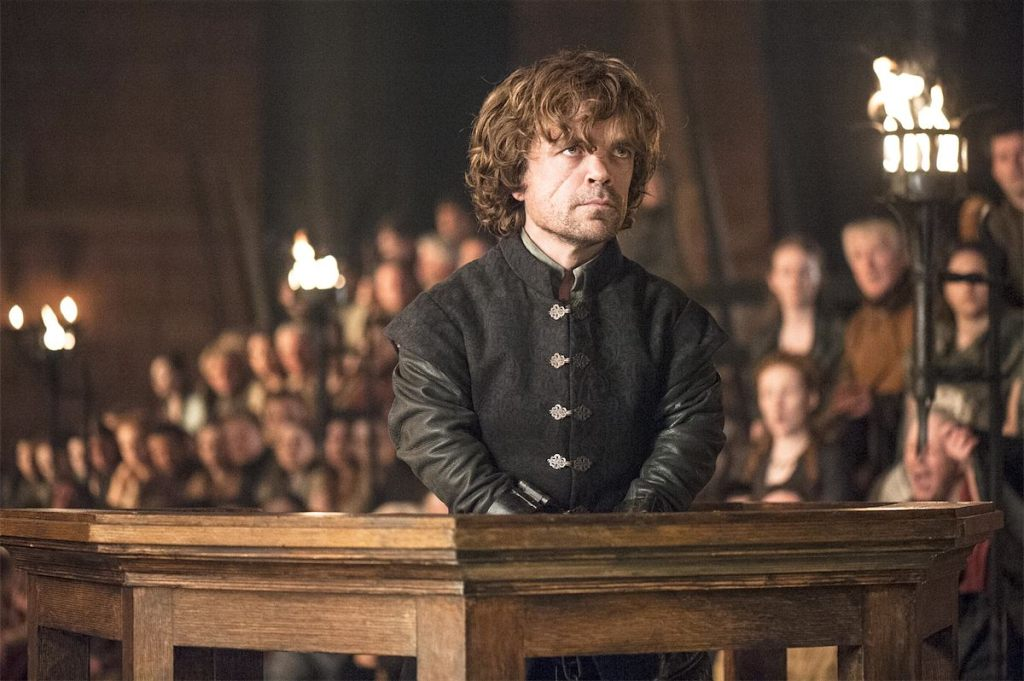 "Game of Thrones Season 4: ""The Laws of Gods and Men"""