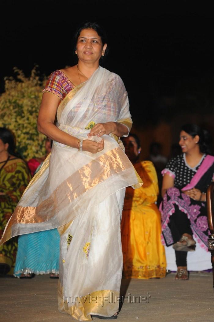 Jr Ntr Hd Wallpapers Picture 313496 Mohan Babu Wife Nirmala Devi At Denikaina